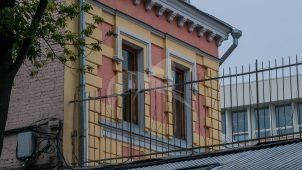 Главный дом, 1892 г., арх. К.В. Трейман, городская усадьба И.К. Прове