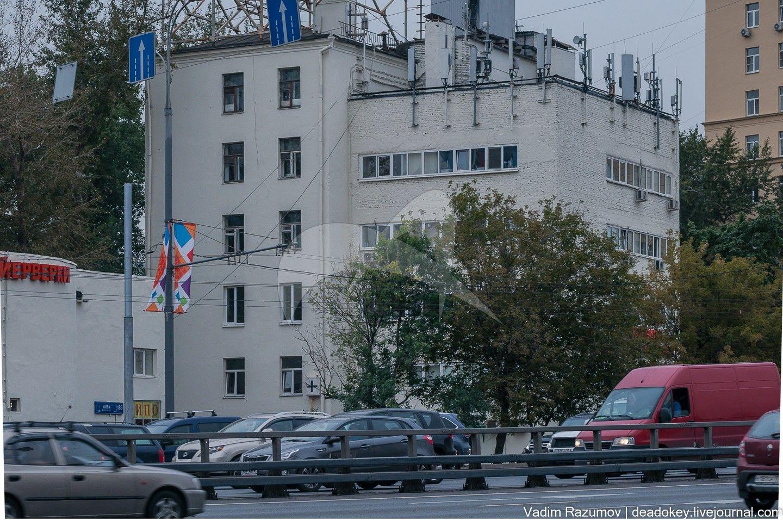 Комплекс клуба с общежитием бывшей Ватной фабрики, 1928 г., арх. М.Я. Гинзбург, С.А. Лисагор