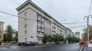 Жилой дом, 1930 г., арх. В. Можаев, ансамбль жилых домов, 1930-е гг.
