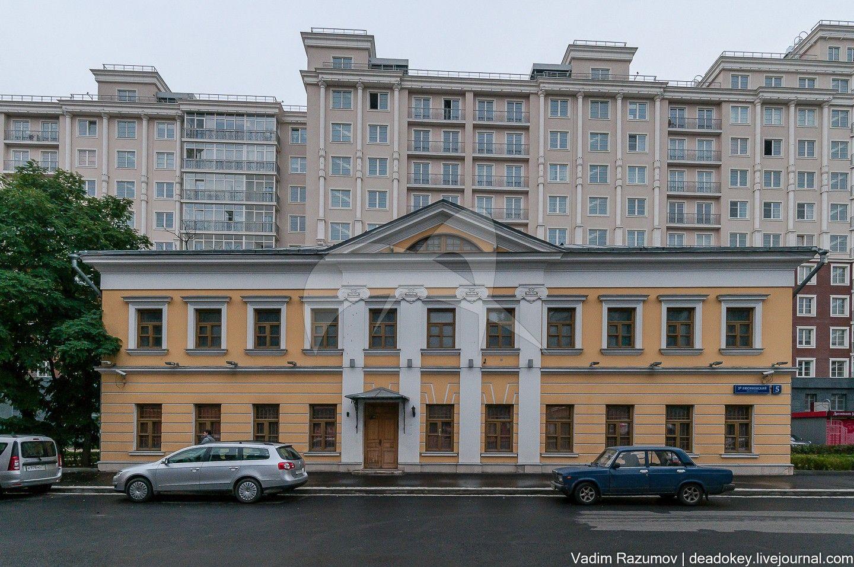 Мытный двор, XIX в., арх. Ф.К. Соколов