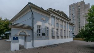 Дом, XIX в.,  городская усадьба П.П. Игнатьевой – Н.А. Белкина