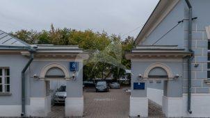Пилоны ворот, 1819-1833 гг., городская усадьба П.П. Игнатьевой – Н.А. Белкина
