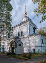 Церковь Владимирской иконы Божией Матери в Куркине, 1672 г.