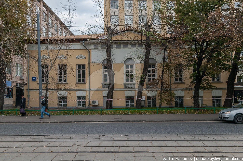 Дом, начало XIX в., с палатами XVII в., комплекс из двух домов