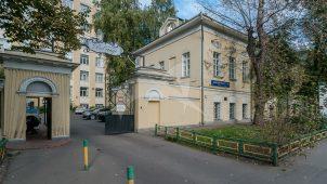Комплекс из двух домов, начало XIX в., с палатами XVII в.