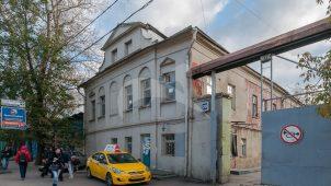 Жилой дом Крашенинниковых, 1800 г., 1810-е гг., 1896 г.