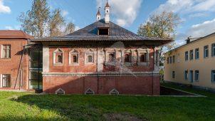 Палаты Кожевенной слободы, XVII-XVIII вв.