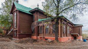 Дом Круминга Н.А., где в 1920-1921 гг. бывал Ленин Владимир Ильич