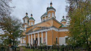 Церковь Преображения Господнего, 1837 г.