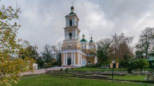Храмовый комплекс церкви Спаса Преображения, 1837 г.