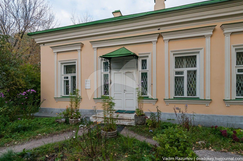 Дом управляющего, Государственный музей керамики и усадьба «Кусково», XVIII (музейный комплекс)