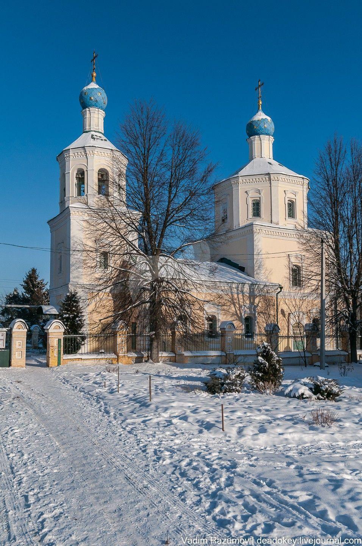Церковь Успения Пресвятой Богородицы, 1756 г.