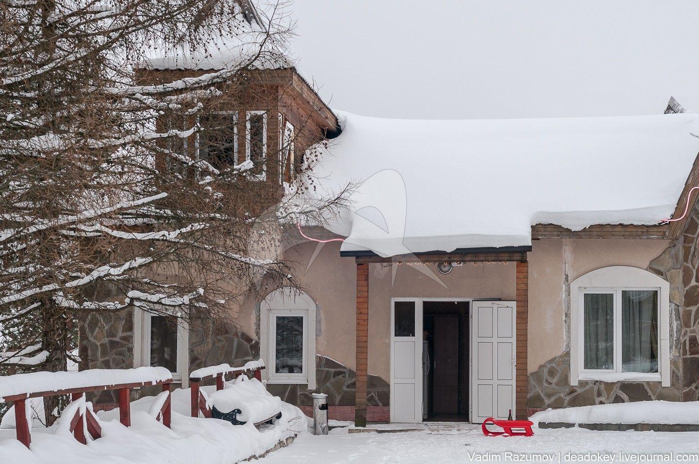 Главный дом, усадебный комплекс «Скобеево»