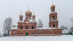 Церковь Иоанна Милостивого, 1864-1890 гг., 1908 г.