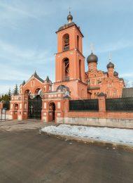 Церковь Казанской Божьей матери, 1690 г.