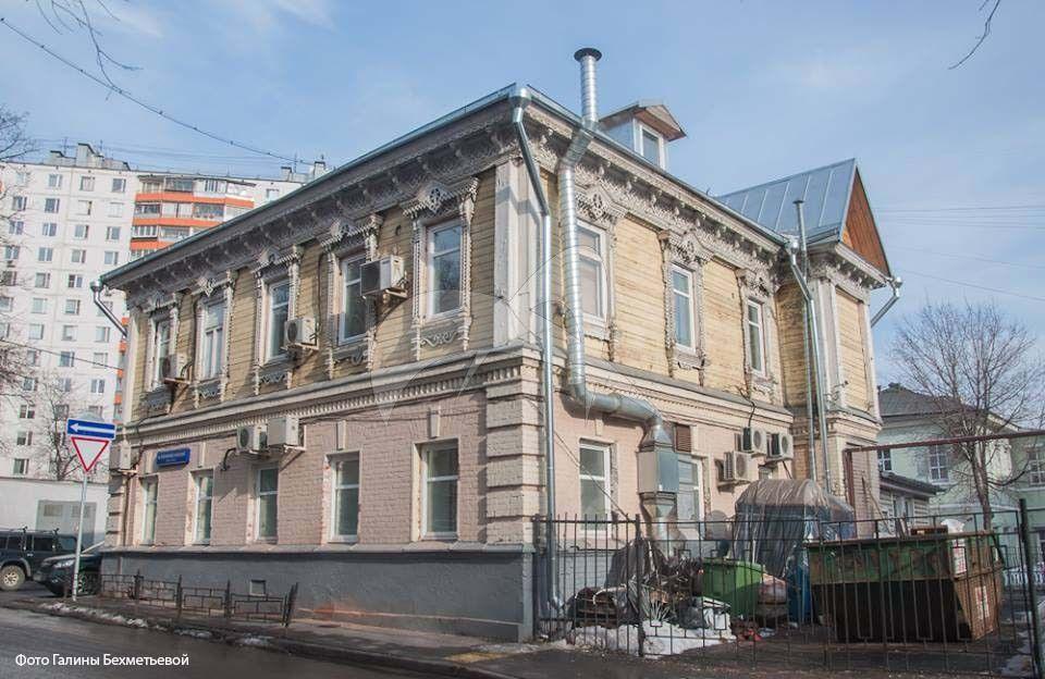 Жилой дом Рудницкой-Соловьёвой Е.Ф., 1889 г.