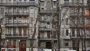 Доходный дом И.М. Коровина, 1906 г., архитектор И.Г. Кондратенко