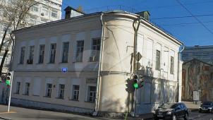 Мещанская полицейская часть, 1838 г., архитектор Л.С. Томашевский