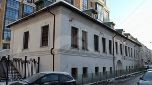 Жилой дом Зиновьевых-Юсуповых, конец XVII-XIX века