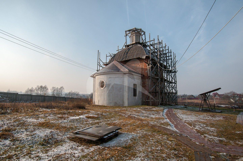 Церковь Рождественская, 1750 г., усадьба «Филатово», XIX в.