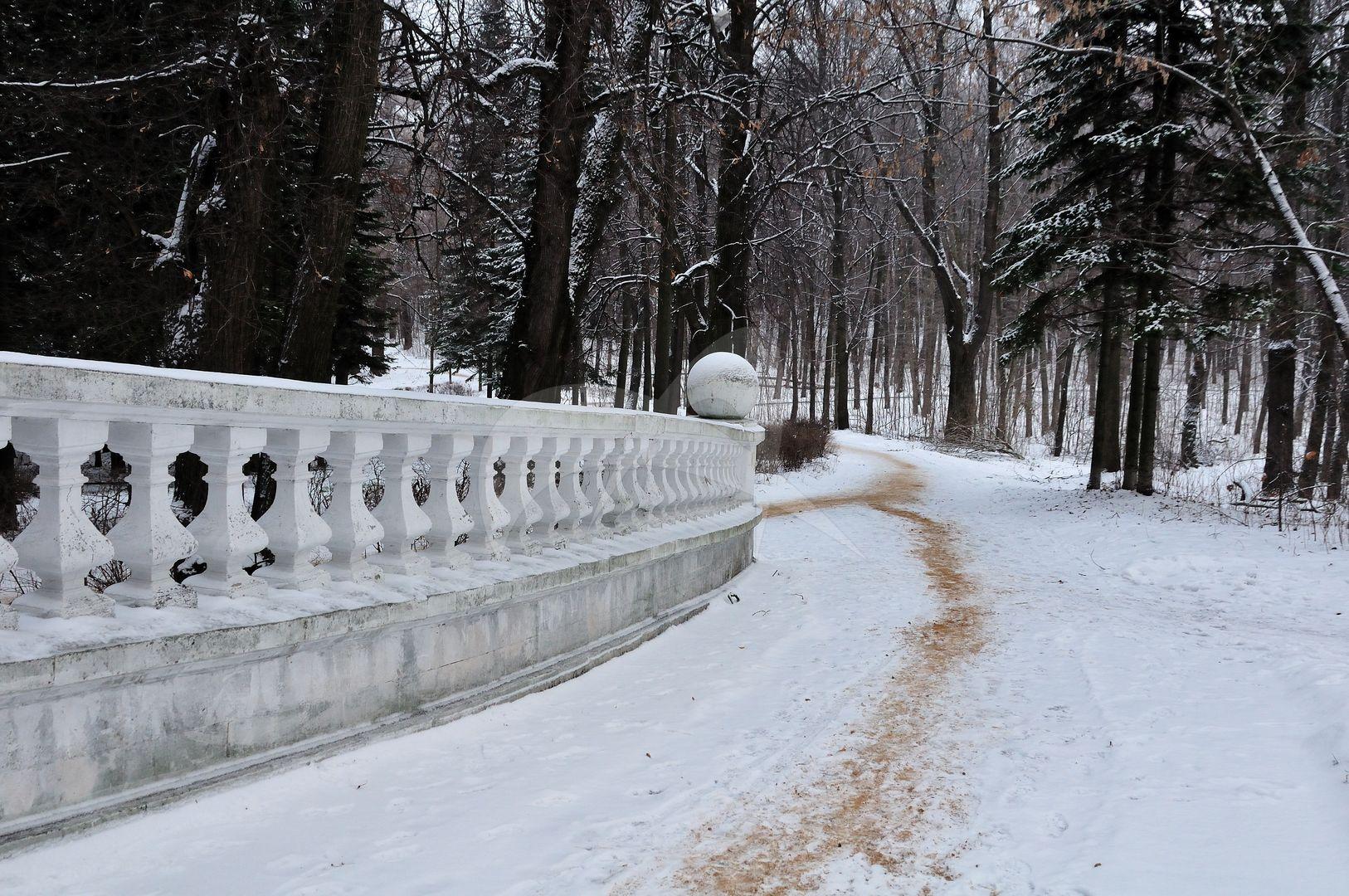 Парк, усадьба Быково (Воронцовых), ХVIII-ХIХ вв.