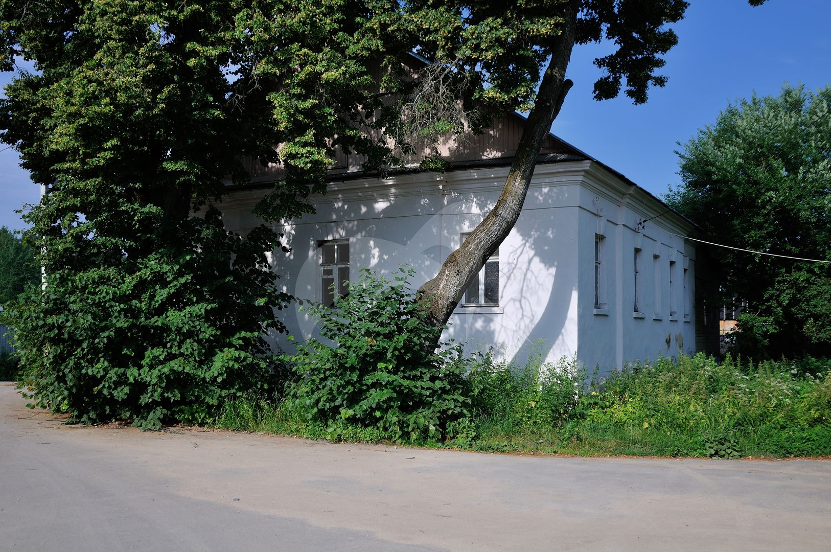 Восточный флигель, усадьба Алмазово, ХIХ в.