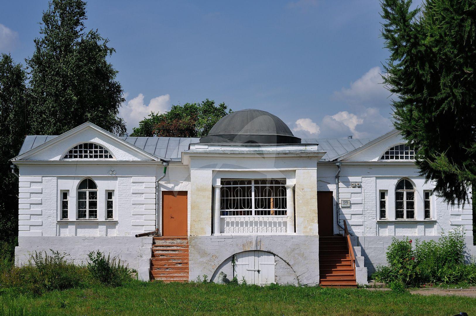 Служебный флигель, усадьба Ивановское, XVIII-XIX вв.