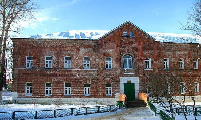 Корпус келейный, 1883 – 1889 гг., Монастырь Казанский