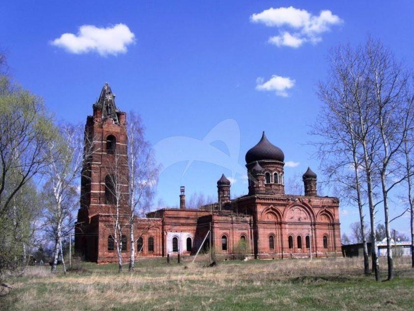 Церковь Святой Троицы, 1875-1887 гг.