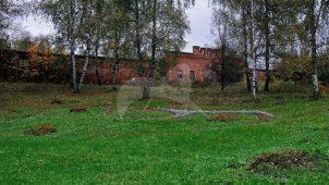 Конный двор, конец XVIII в., 1842-43 гг., Ансамбль усадьбы Марфино