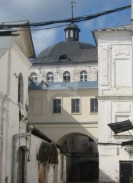Келаринская башня, Ансамбль Троице-Сергиевской лавры