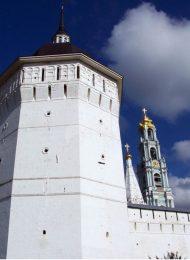 Плотничья башня, Ансамбль Троице-Сергиевской лавры