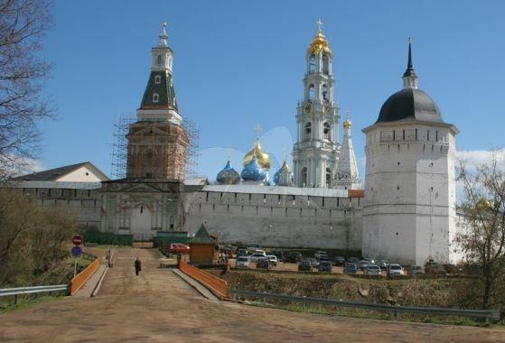 Каличья башня, Ансамбль Троице-Сергиевской лавры