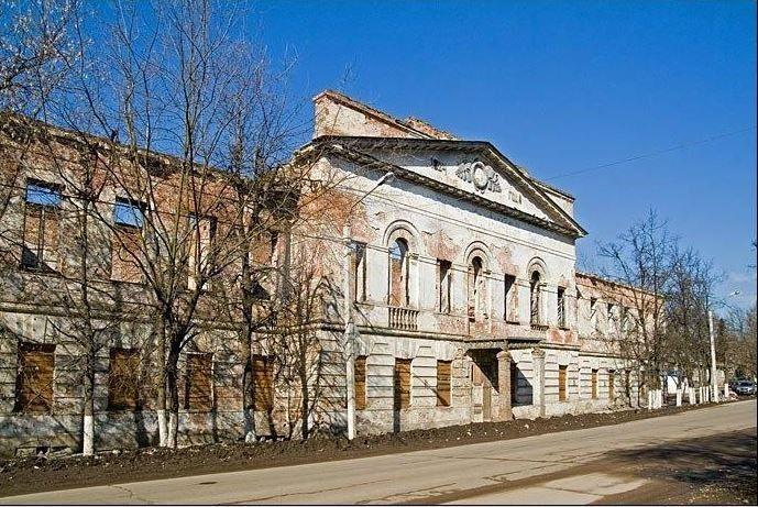 Корпус семинарский новый, 1826-1830 гг., Семинария Спасо-Вифанская
