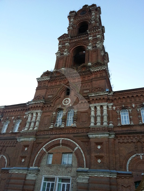 Колокольня, 1895-1900 гг., Монастырь Казанский