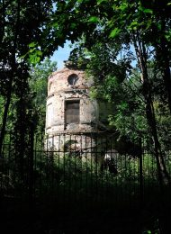 Башня, усадьба Талызиных, ХVIII-ХIХ вв.
