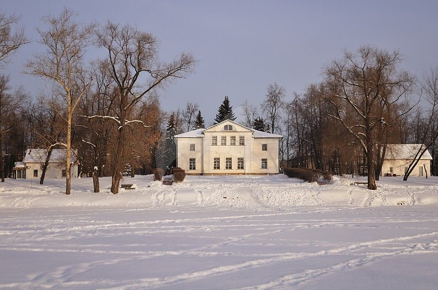 Флигель, усадьба «Белая Дача», конец XIX — начало ХХ вв.