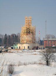 Никольская церковь, усадьба «Даниловское», 2-я пол. XVIII в.