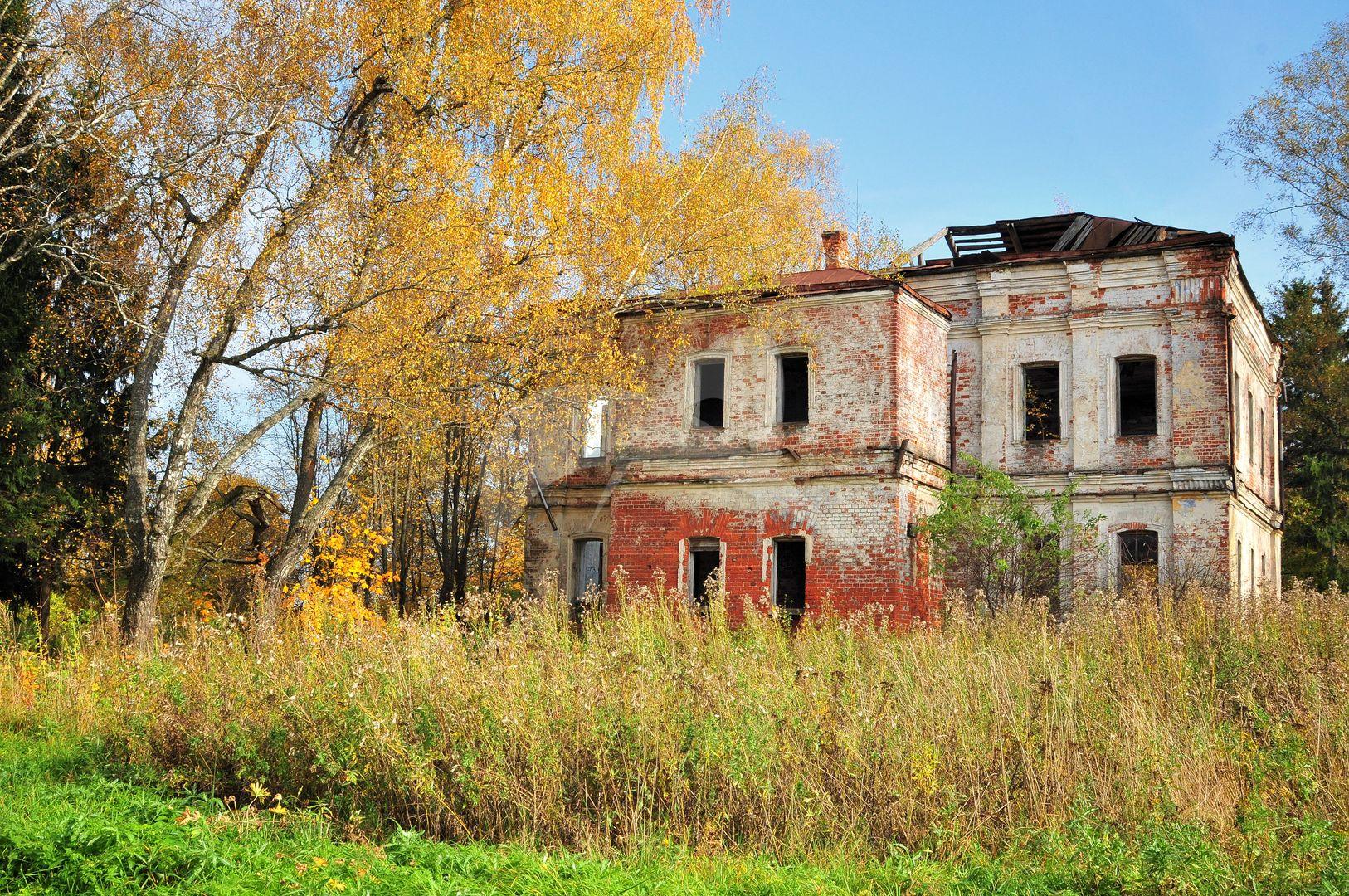 Богадельня, начало XIX — конец XIX вв., усадьба «Яковлевское»