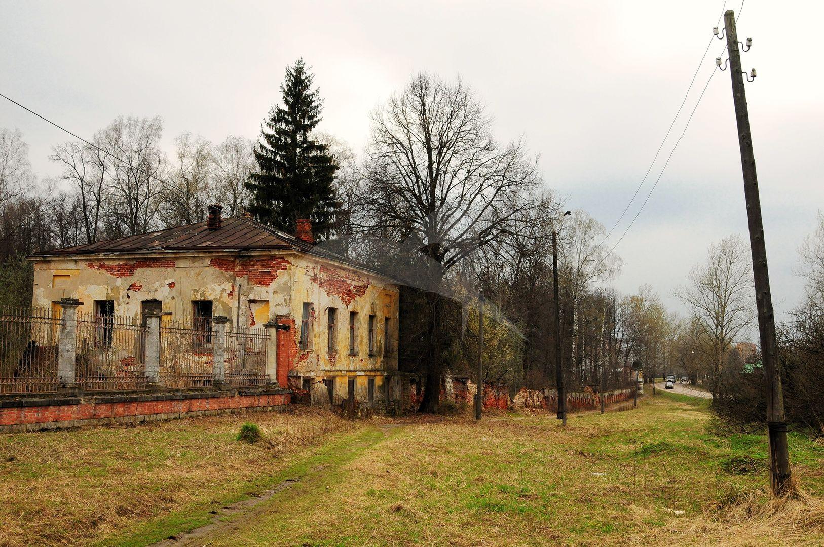 Служебное здание, усадьба Гребнево, ХVIII-ХIХ вв.