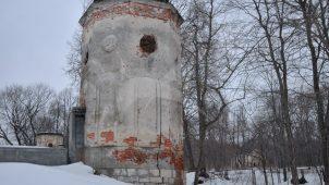 Угловые башни, комплекс сооружений, конец XVI- XIX вв.