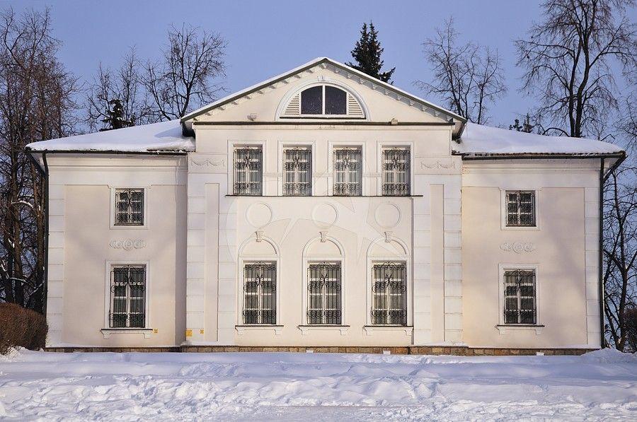 Главный дом, усадьба «Белая Дача», 1780-е гг.