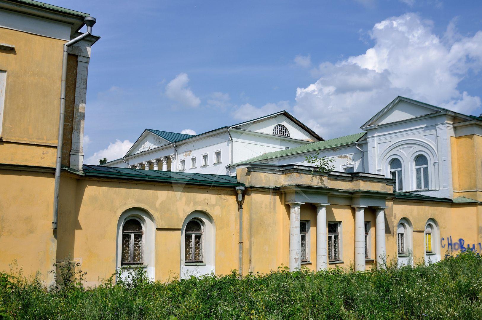Восточный флигель, усадьба Ивановское, XVIII-XIX вв.