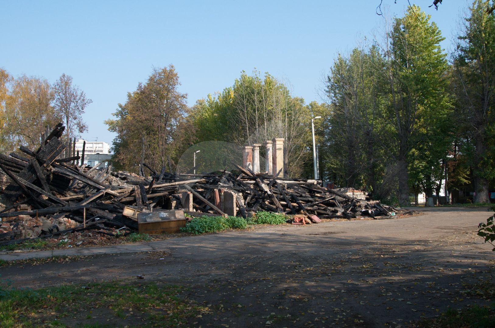 Главный дом, начало ХХ в., усадьба «Богородское-Красково»