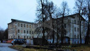 Главный дом, усадьба Волконских (Окуловых), конец XVIII в., 1777-1798 гг.