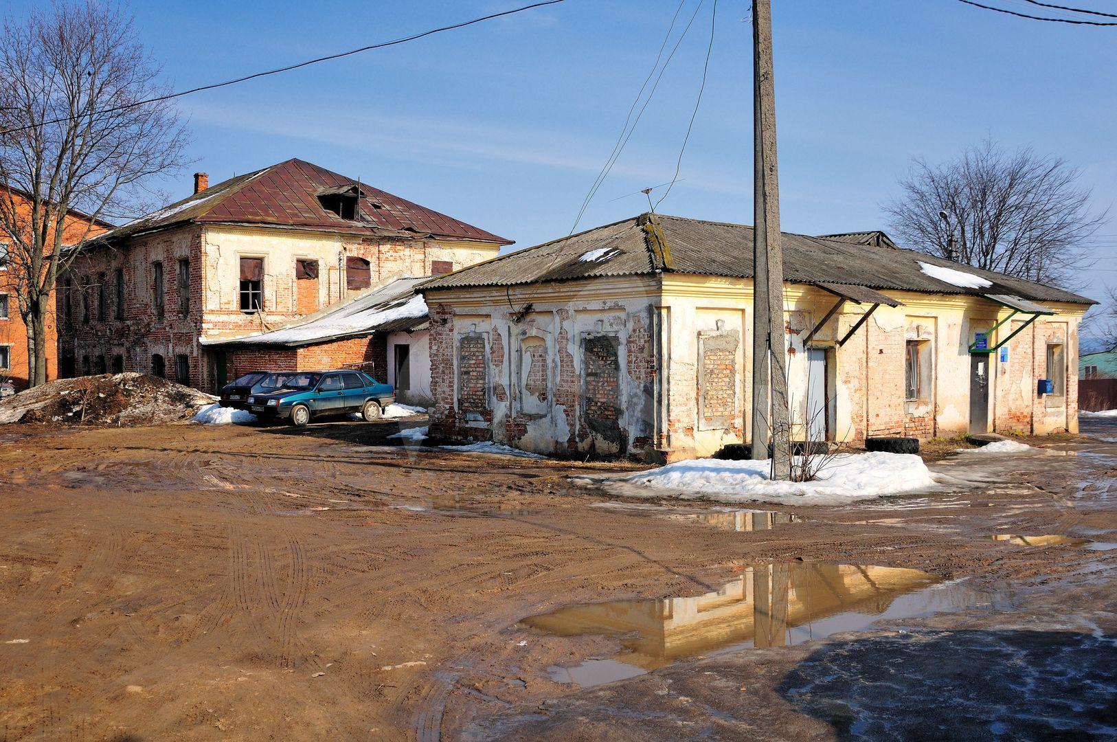 Флигель, усадьба «Даниловское», 2-я пол. XVIII в.