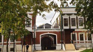 Главный дом, усадьба В.И.Аигина, 1880-1890-e гг.