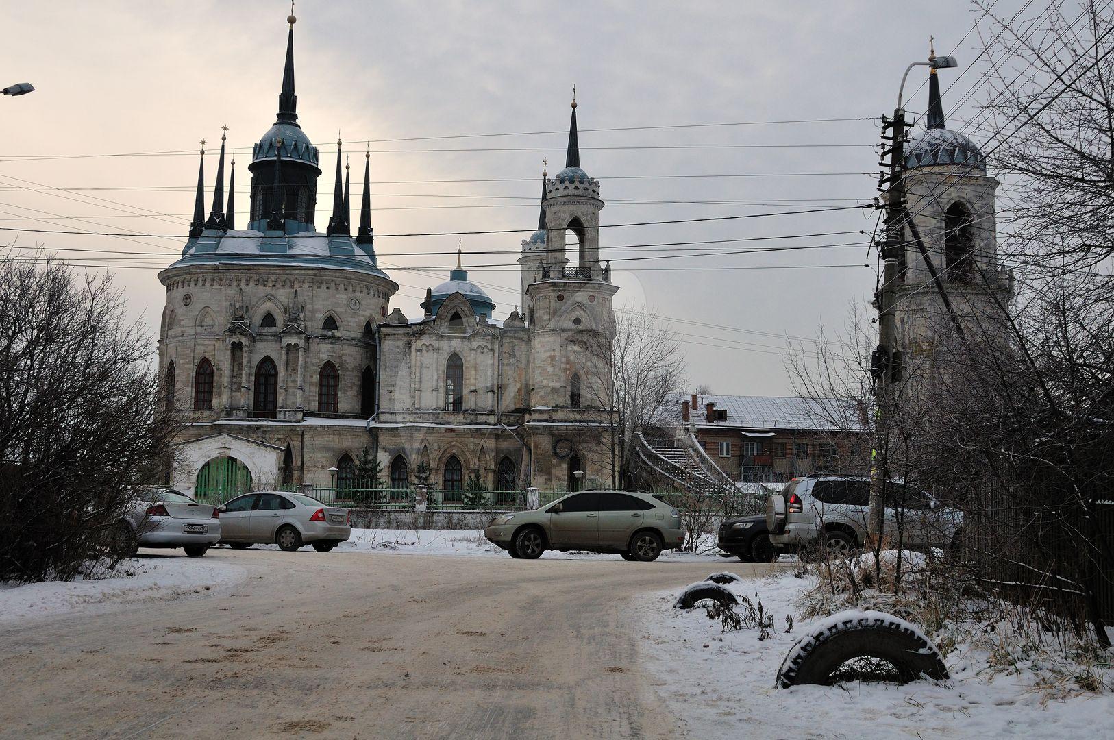 Колокольня, усадьба Быково (Воронцовых), ХVIII-ХIХ вв.