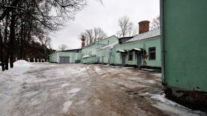 Конный двор, ХVIII в., усадьба Введенское (Шереметева-Гудовича)
