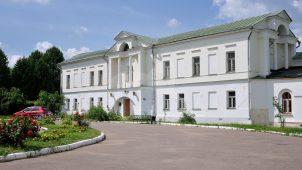 Западный флигель, усадьба Ивановское, XVIII-XIX вв.